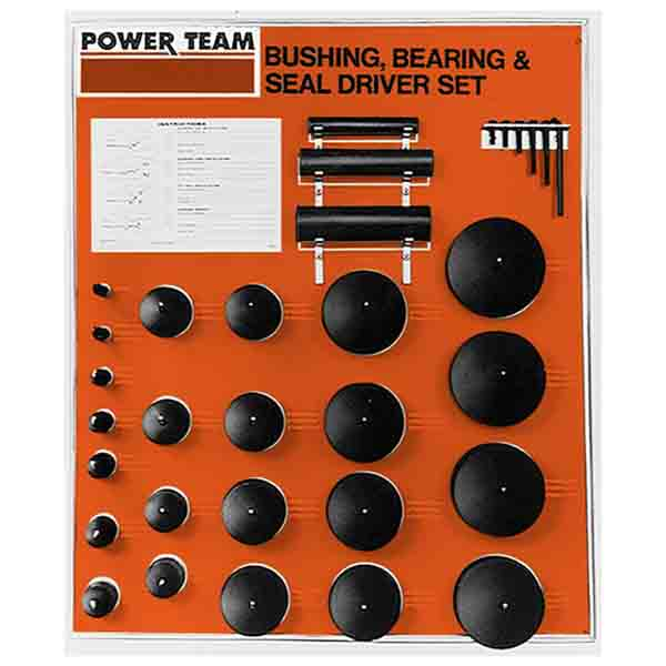 Bearing, Brushing and Seal Drivers