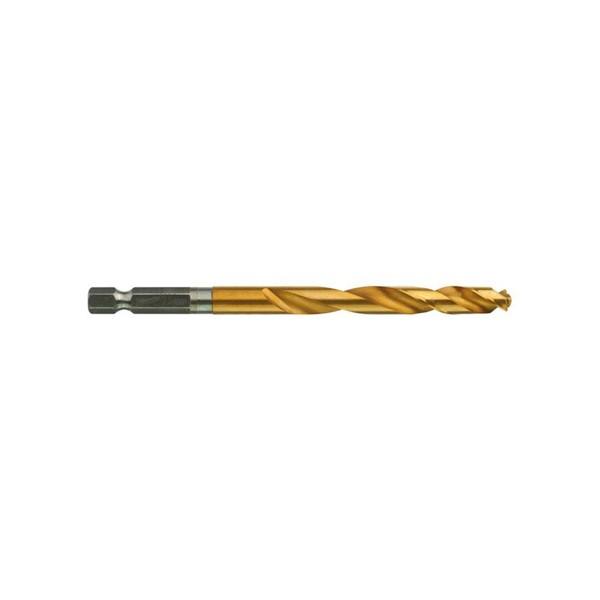HSS Ground Tin Metal Drill Bits