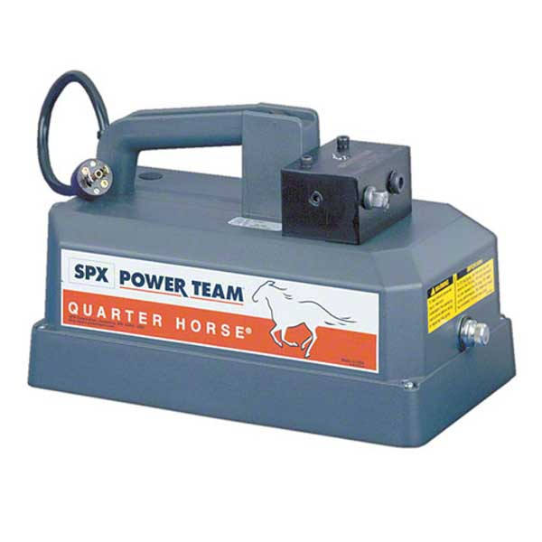 Battery Powered Hydraulic Pumps