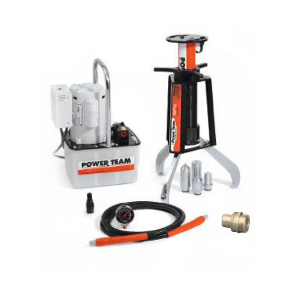 Hydraulic Line Puller : Hydraulic posi lock puller bundles