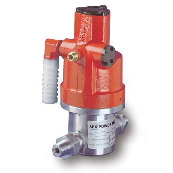 Multi-Fluid Hydraulic Pumps