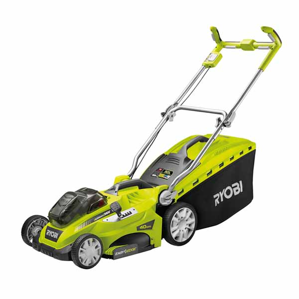 Electric Lawn Mowers For Sale Ryobi Battery Powered