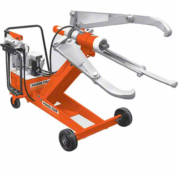 Hydraulic Puller Power Team : Bearing puller hydraulic wheel removal push