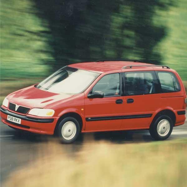 Vauxhall Sintra
