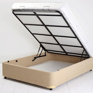 Gas Lift Up Storage Bed