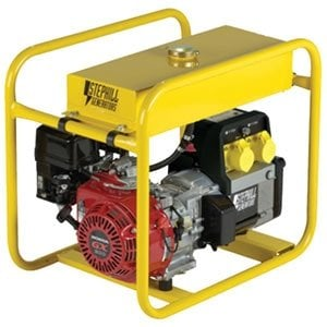 Rail Approved Generators