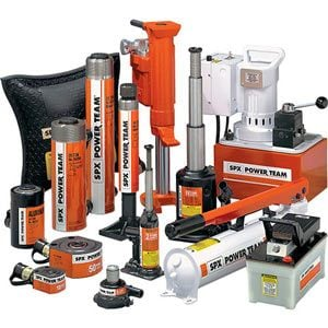 High pressure tools and equipment