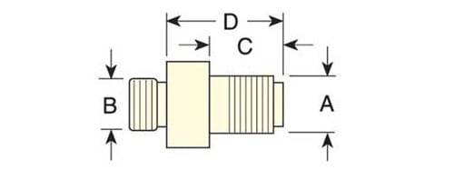 Threaded Adapter - Diagram