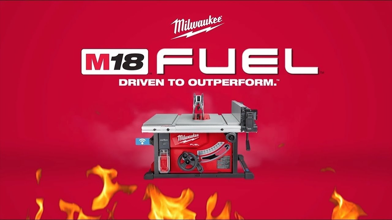 Milwaukee M18FTS210-B One Key 209.5mm Table Saw (Body only)