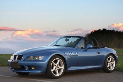 BMW Z3 Roadster 97' Tailgate / Boot Gas Strut