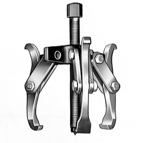 Mechanical Jaw Puller - 5 Ton Capacity, 2/3 Jaw (Reversible Jaws)