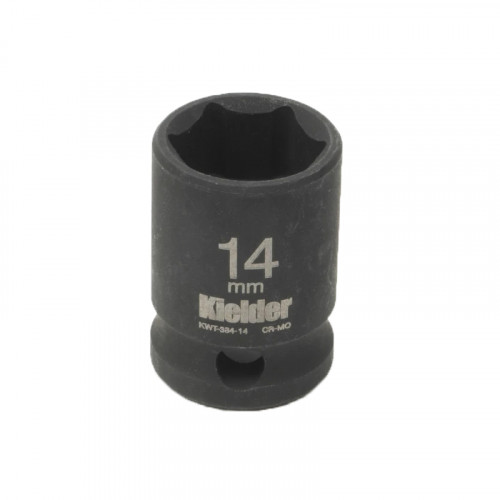 "Kielder KWT-384-14 3/8"" Short Impact Single Socket 14mm"