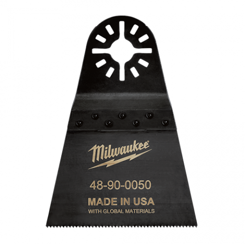 Milwaukee 48900050 64mm Wide Bi-Metal Multi Tool Blade