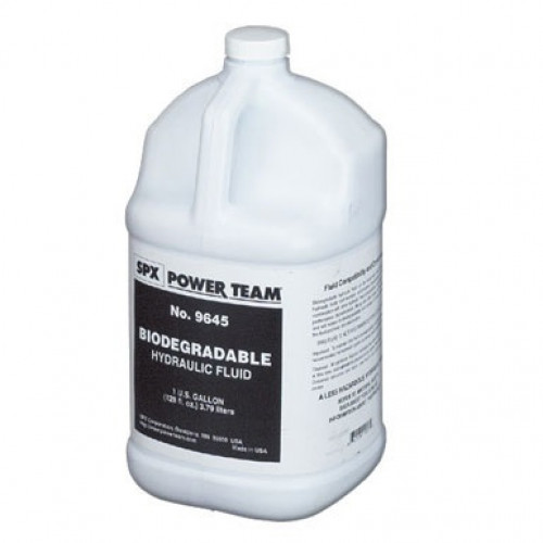 3.8 Litre Biodegradable Power Team Hydraulic Oil - 9645