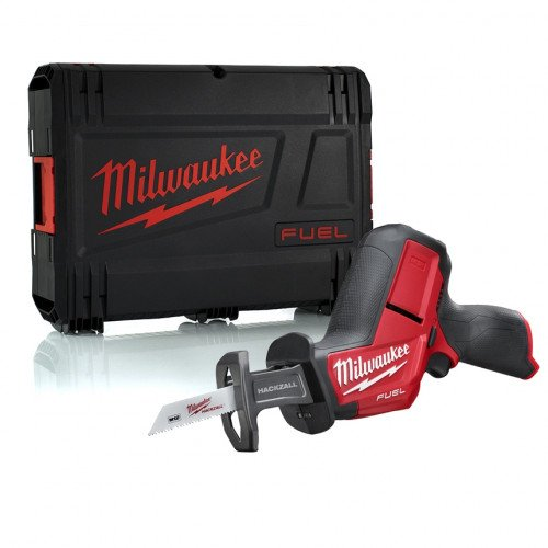 Milwaukee M12CHZ-X 12v FUEL Hackzall with Free Case (Body Only)