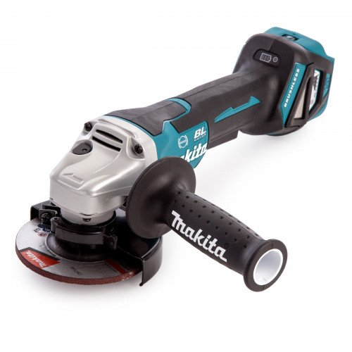 Makita DGA467Z 18V LXT 115mm Angle Grinder (Body Only)