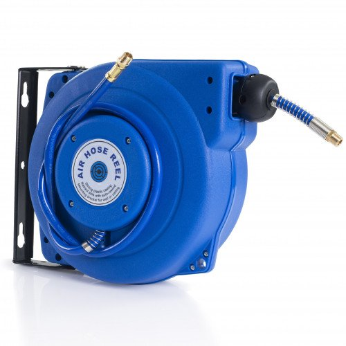 SGS 9m Retractable Air Hose Reel
