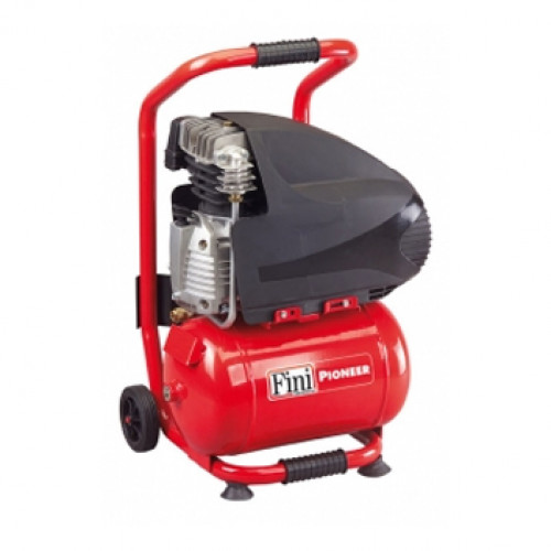 9.5L Fini Professional Pioneer/I 265M Direct Drive Air Compressor - 10 CFM, 2 HP