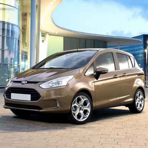 Ford B-Max 2012- Tailgate / Boot Gas Strut
