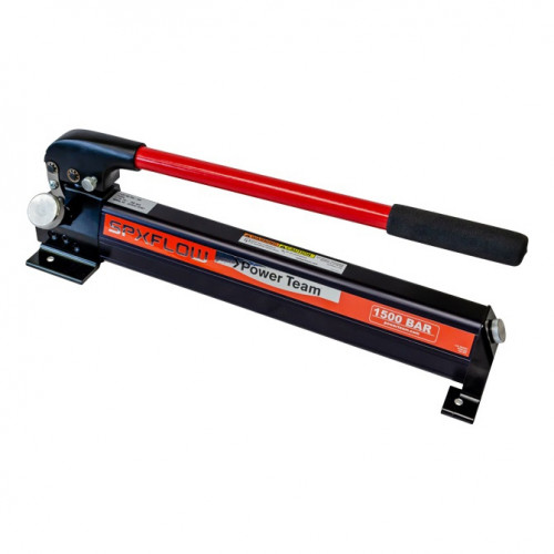 P59L-1500 Hydraulic Hand Pump - 1500 Bar, Two-Speed, Single-Acting