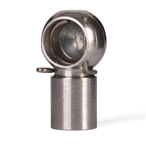 Stainless Steel 10mm Ball Socket To Fit M6 Thread