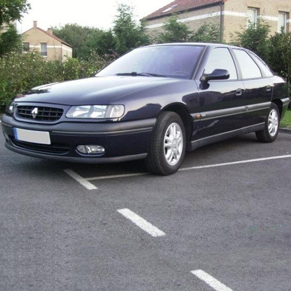 Renault Safrane 1996-2000 Saloon Tailgate / Boot Gas Strut