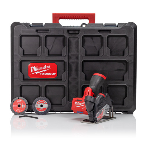 Milwaukee M12FCOT-P 12V Multi-material Cut Off Tool with Packout Case (Body only)