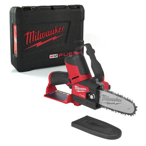 """Milwaukee M12FHS-X M12 FUEL Hatchet 6"""" Pruning Saw with Case"""