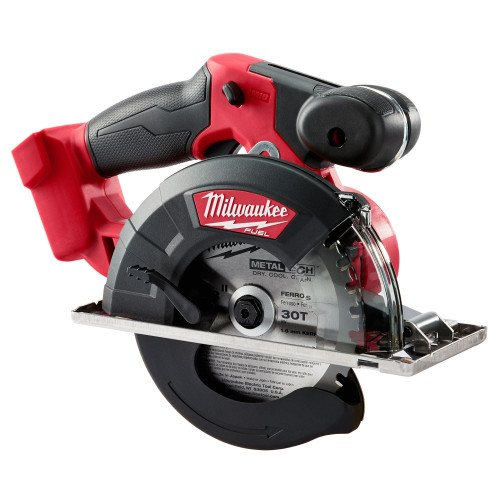 Milwaukee M18FMCS-0 M18 18V Cordless Metal Saw - FUEL Brushless Motor, 150mm Blade Support, Tool-free Depth Adjustment (Body Only)