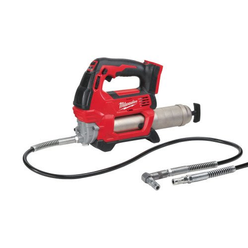 Milwaukee M18GG-0 18v Cordless Grease Gun (Body Only)