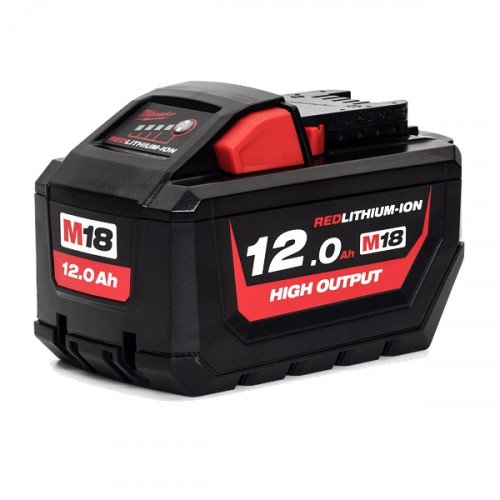 Milwaukee M18HB12 18V 12.0Ah High Output REDLITHIUM-ION™ Battery
