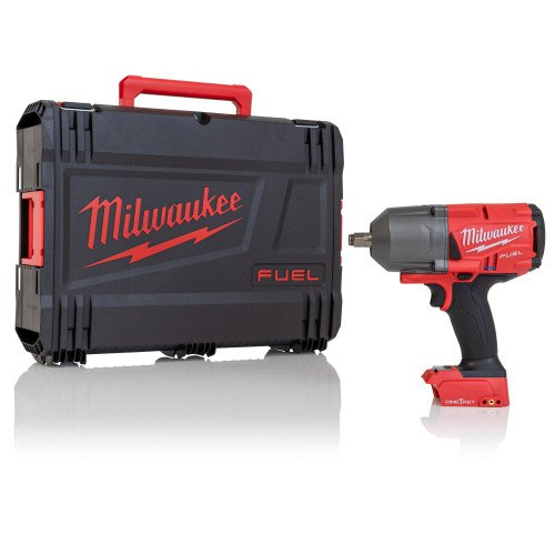 """Milwaukee M18ONEFHIWF12-0 1/2"""" 1898Nm FUEL One Key Impact Wrench with Friction Ring and Free Case (Body Only)"""