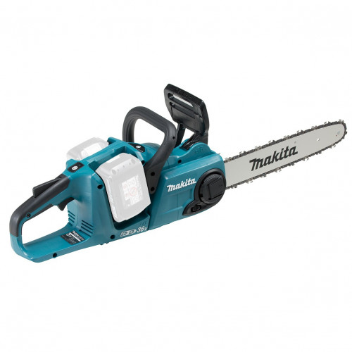 "Makita DUC353Z 35cm / 14"" Twin 18V LXT Brushless Chainsaw (Body Only)"