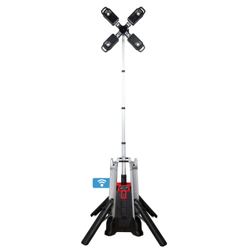 Milwaukee MXFTL-601 FUEL™ 110V Site Light, Battery and Charger