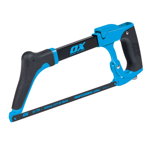 OX Tools OX-P130730 Pro High Tension Hacksaw 12""