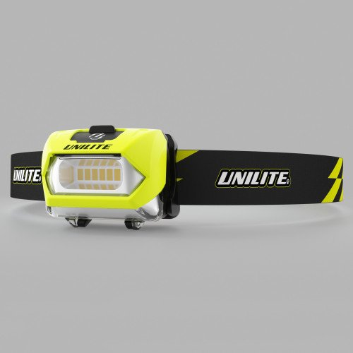 Unilite PS-HDL6R Dual Power LED Head Torch