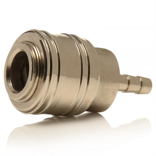 "Female Quick Release Coupler to 1/4"" Hose Tail"