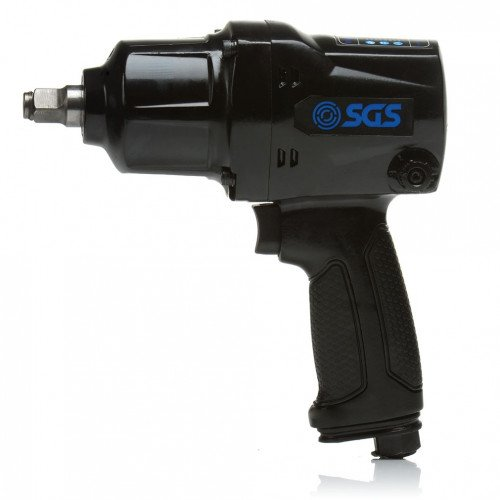 "SGS 1/2"" 880Nm Super Duty Air Impact Wrench"