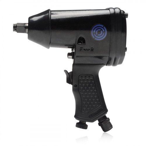 """SGS 1/2"""" 340 Nm Air Impact Wrench With Rubber Grip"""