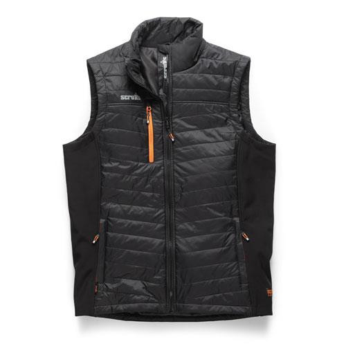 Scruffs Trade Bodywarmer Black