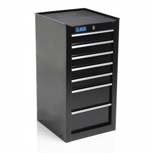 SGS Professional 7 Drawer Side Locker