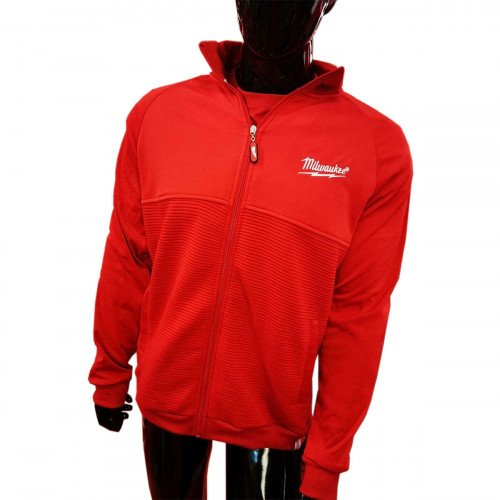 Official Milwaukee Red Training Jacket - Limited Edition