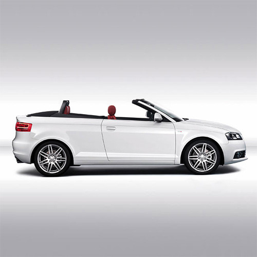 Audi A3 Cabriolet Tailgate/Boot Gas Strut