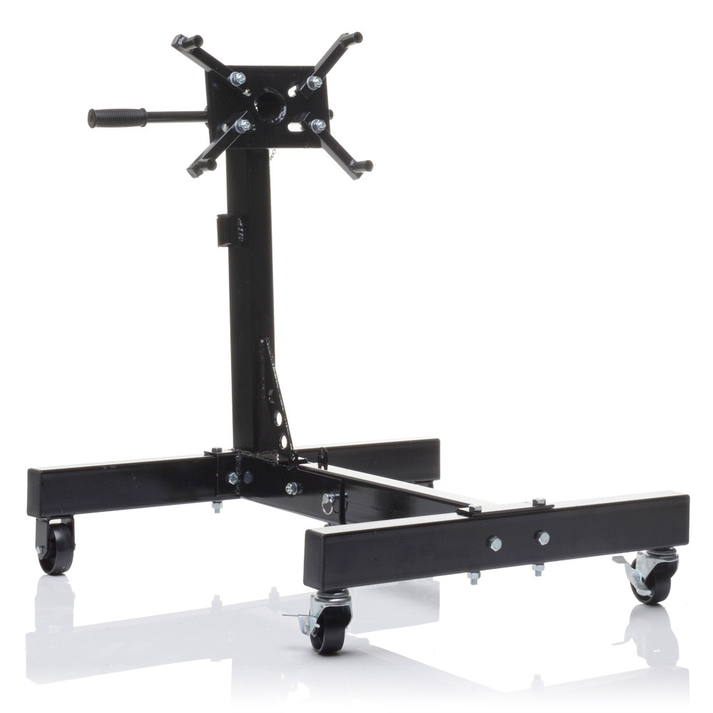Professional Folding Engine/Gearbox Stand - 680kg