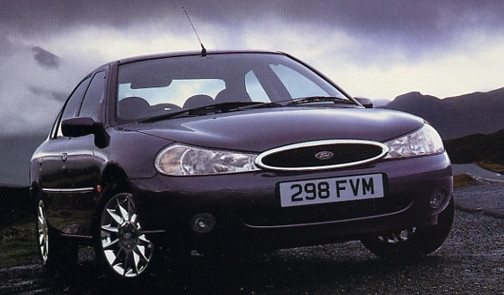 Ford Extended Warranty >> Ford Mondeo Mk2 1996-2000 Tailgate/Boot Gas Strut ...