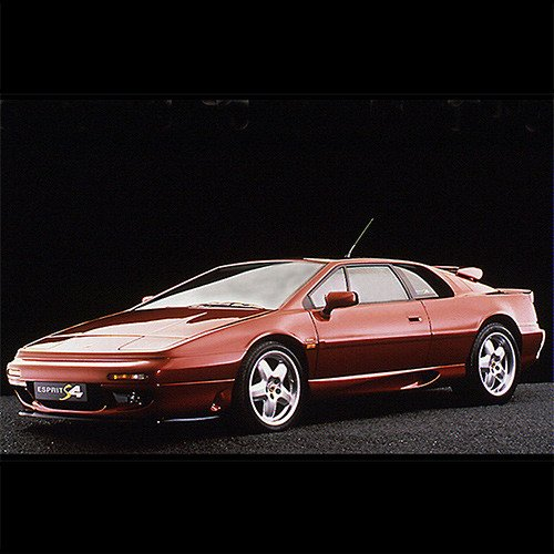 Lotus Esprit S4 With Spoiler Tailgate / Boot Gas Strut