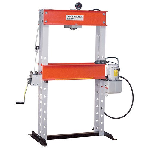 25 Ton Hydraulic Press - Lifetime Warranty