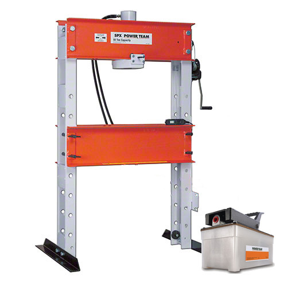 55 Ton Hydraulic Press / Air Pump