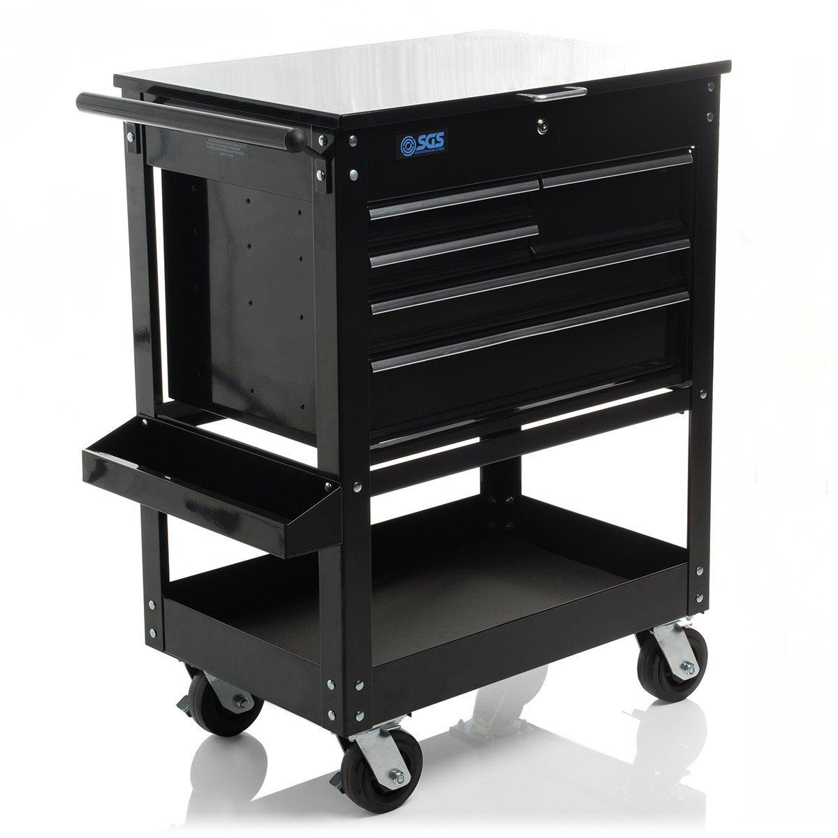 Professional Heavy Duty Tool Cart Amp Parts Trolley