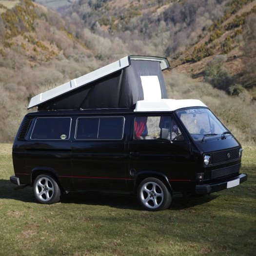 Vw T25 Camper Holdsworth Villa Roof Gas Strut